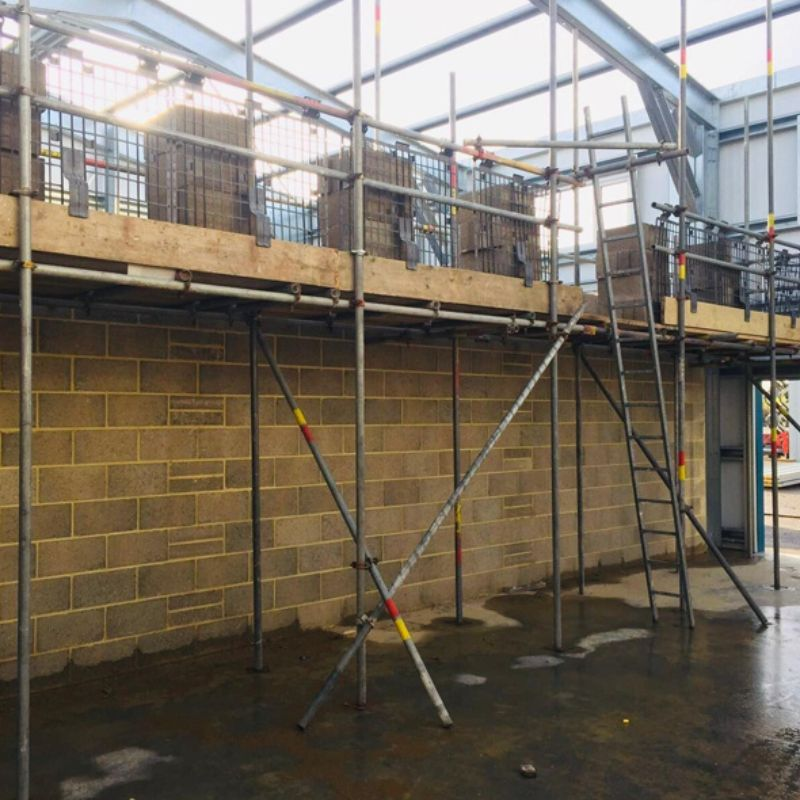 Industrial Cover Photo - WestWood Scaffolding Ltd.